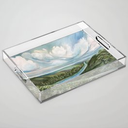 Tennessee River Acrylic Tray