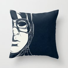 C.A.D. Throw Pillow