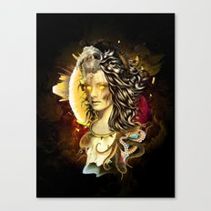 Mage Canvas Print