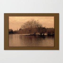 Phoenix Lake Canvas Print