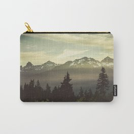 Morning in the Mountains Carry-All Pouch