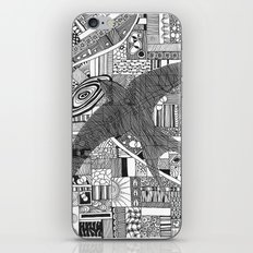 Fly Above iPhone Skin