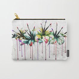 Illusive Lilliums Carry-All Pouch