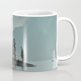 Obscured Thoughts Coffee Mug