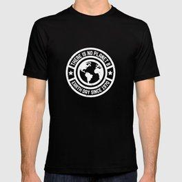 Earth Day  51th Anniversary Vintage Planet B 90s Teacher  T-shirt