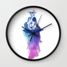 Grigio Girl Wall Clock