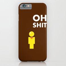 bad day iPhone 6s Slim Case