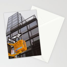 Oner Way  Stationery Cards