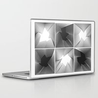 psych Laptop & iPad Skins featuring psych by glitch