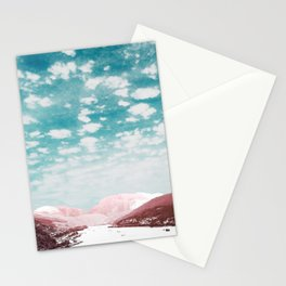 Riverbeds and Mountaintops Stationery Cards