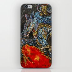 Demise of Pack Mentality iPhone Skin