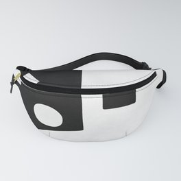 In the street No4 Fanny Pack