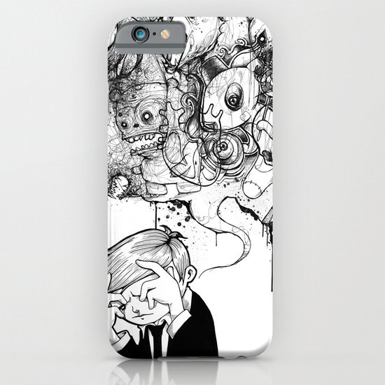A Heavy Heart iPhone & iPod Case