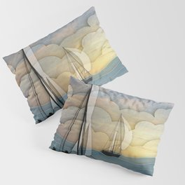 Sailing I Pillow Sham