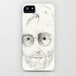Beatle John iPhone Case