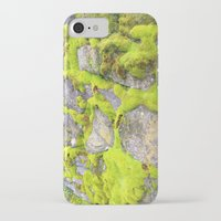 moss iPhone & iPod Cases featuring Moss by Post Haste Art