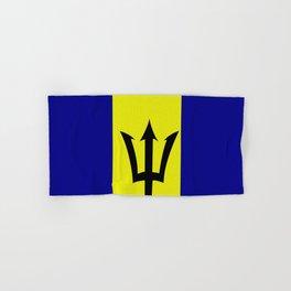 Flag of Barbados Hand & Bath Towel