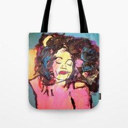 I am Black Girl Magic Tote Bag