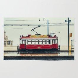 Tram number 6 Rug
