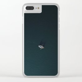 Udaipur Blue Special Edition II Clear iPhone Case