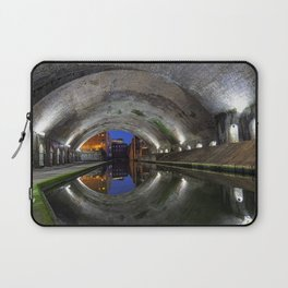 Canal Tunnel in Birmingham used as a set in the film Ready Player One Laptop Sleeve
