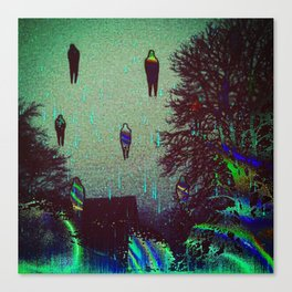 sound (e)scapes Canvas Print