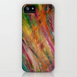 Untamed iPhone Case