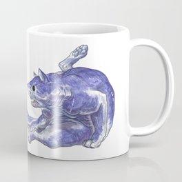 Mako Shark Cat :: Series 1 Coffee Mug