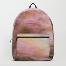 Abstract Heather Backpack