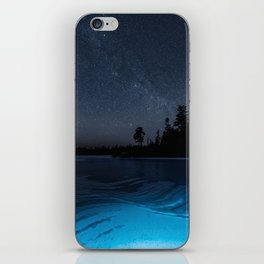 Light Within the Ice iPhone Skin