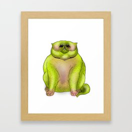 monster3 Framed Art Print