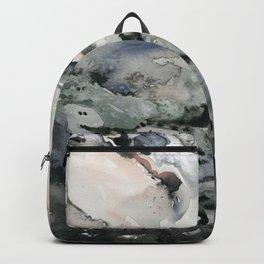 Dark Geode Backpack