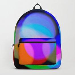 Christmas Bokeh Backpack