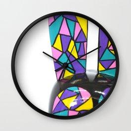 Kelid-ohh bunny I Wall Clock