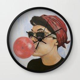 It's not rocket science Wall Clock