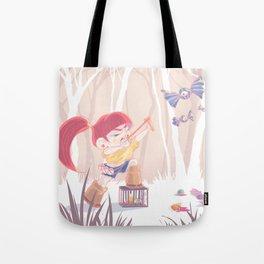 candy hunter Tote Bag