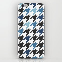Blue Tooth iPhone Skin