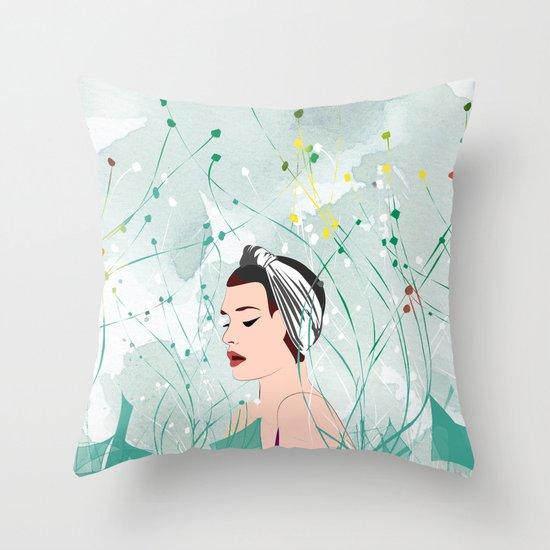 Don't Resist it Throw Pillow