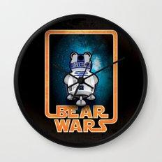 Bear Wars - GRRR2D2 Wall Clock