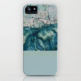 underwater II iPhone Case
