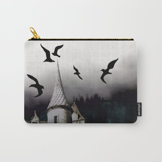 The house of Nevermore Carry-All Pouch