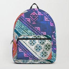Jirra Boho Chevron {1A} Backpack