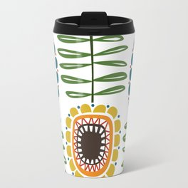 MCM Sunflowers Travel Mug