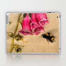 Bumble Bee Laptop & iPad Skin
