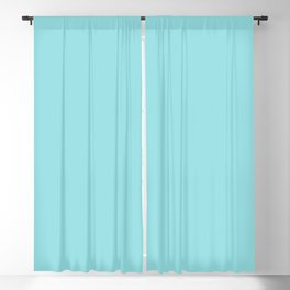 Island Paradise | Pantone Fashion Color Spring : Summer 2017 | Solid Color | Blackout Curtain