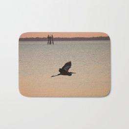 Heron Bath Mat