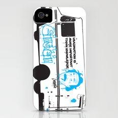 Albert Einstein - Streetwise Seniors iPhone (4, 4s) Slim Case