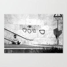 {Il Banchina} Canvas Print