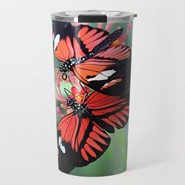 The Dance of the Butterflies Travel Mug