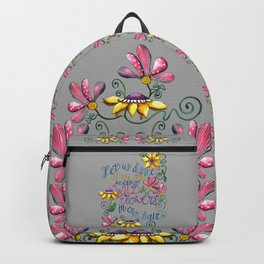 Let Us Dance II Backpack